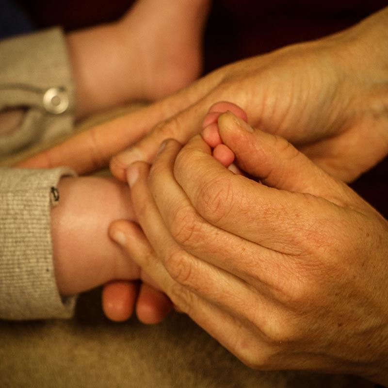 Réflexologie bébé et enfants