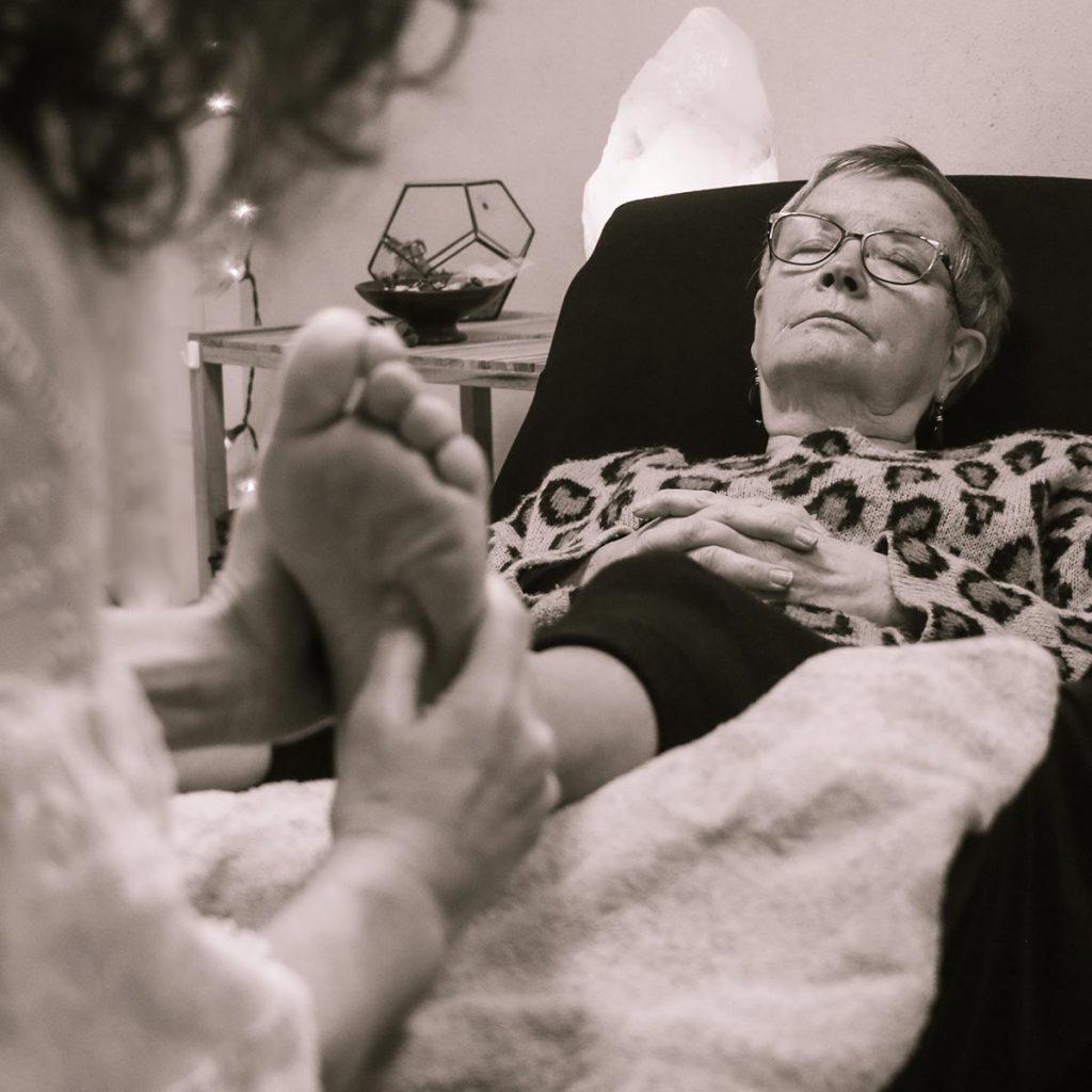 Bienfaits d'un massage de réflexologie